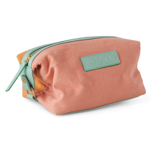 Minted Pinky Toiletry Bag