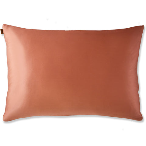 PINK CHAMPAGNE SILK PILLOWCASE