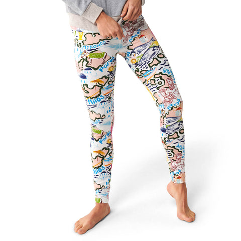 Greek Gods Leggings