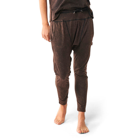 Phantom Vintage Wash Drop Crotch Pant