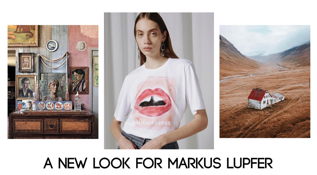 Markus Lupfer: Reimagined
