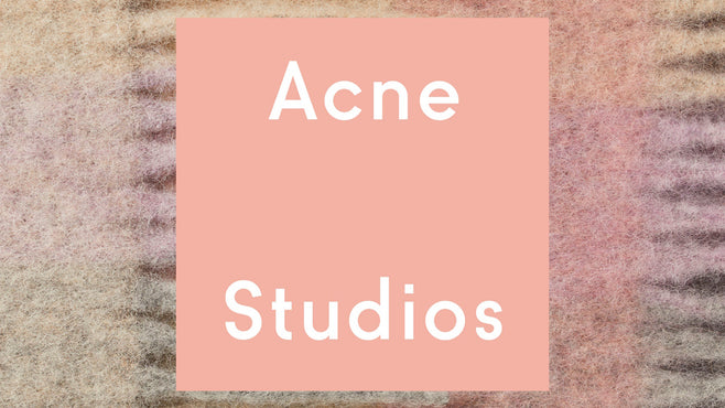 In-Store Exclusive: ACNE STUDIOS