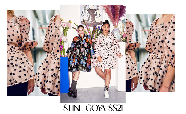 Just in: Stine Goya SS21 Pre Collection