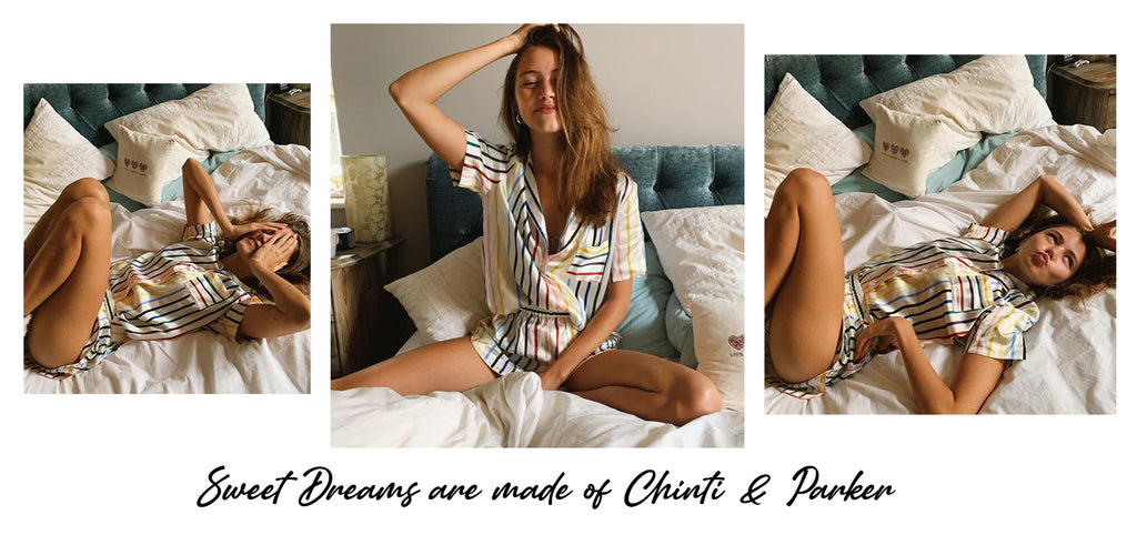 Just in: Chinti & Parker Sleepwear