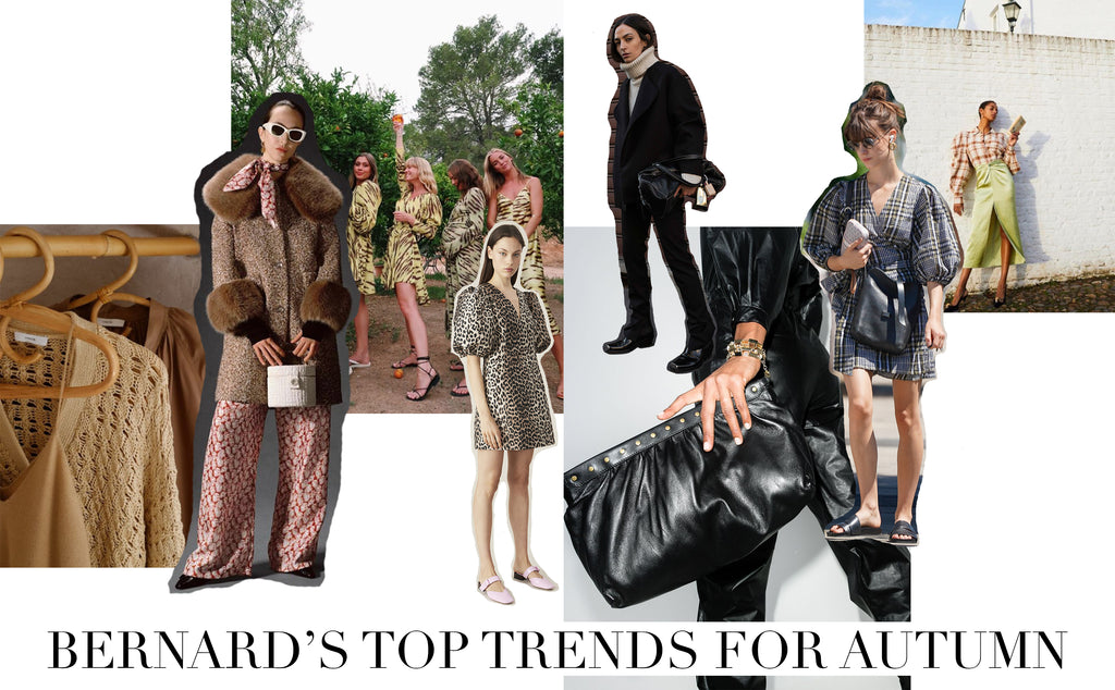 Four Easy-To-Style Autumn Trends