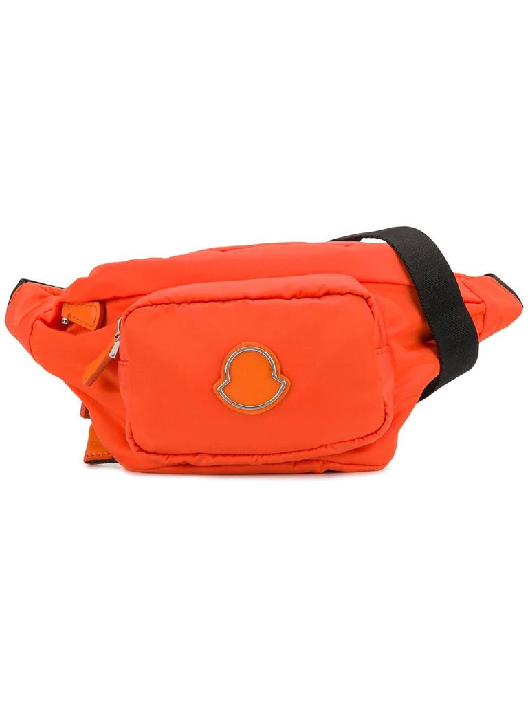 Moncler Orange Belt Bag