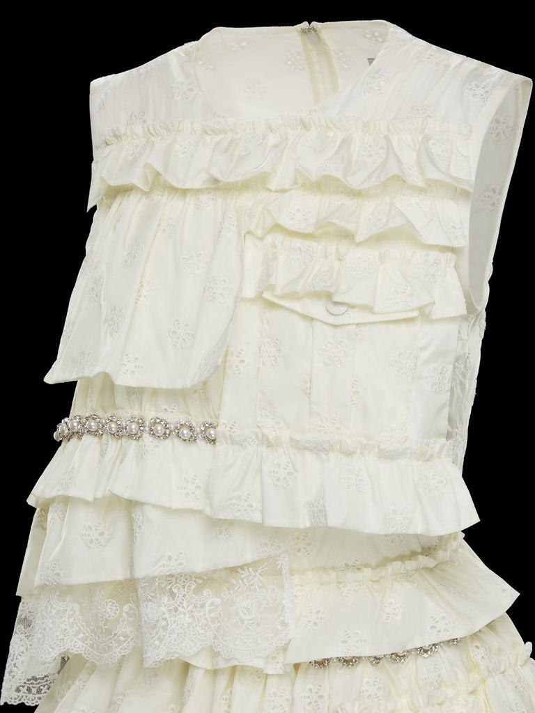 MONCLER SIMONE ROCHA DRESS 68121