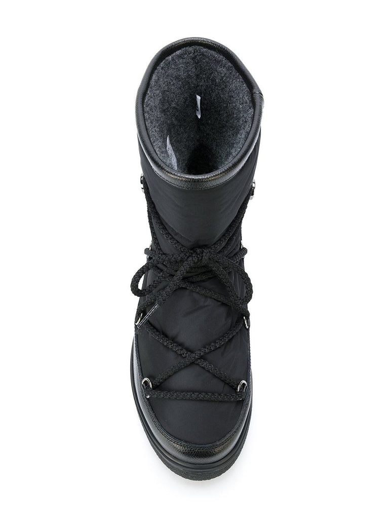 Moncler Black Padded Boot 3