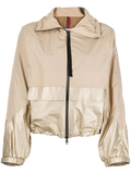 Moncler Beige Lightweight Waterproof Jacket