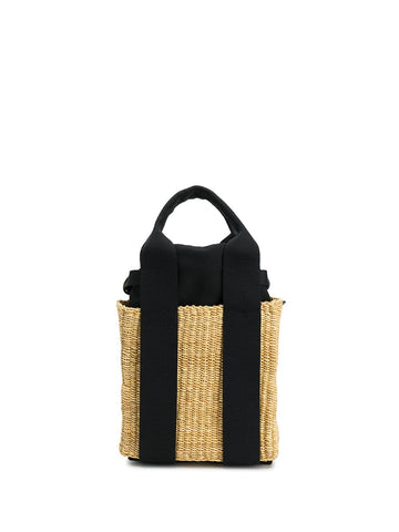 Muun Brown Black Mini Backpack