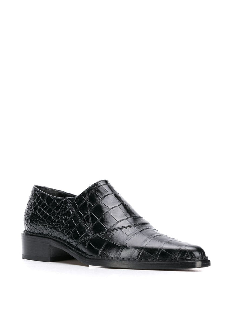 Vince Black Brogue 1