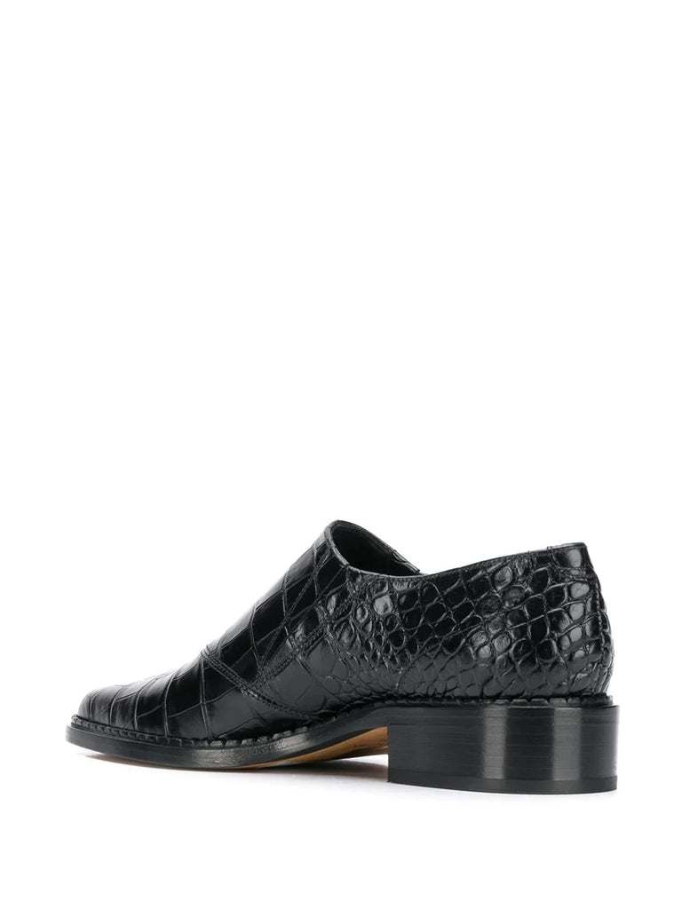 Vince Black Brogue 2