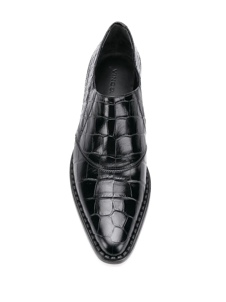 Vince Black Brogue 3