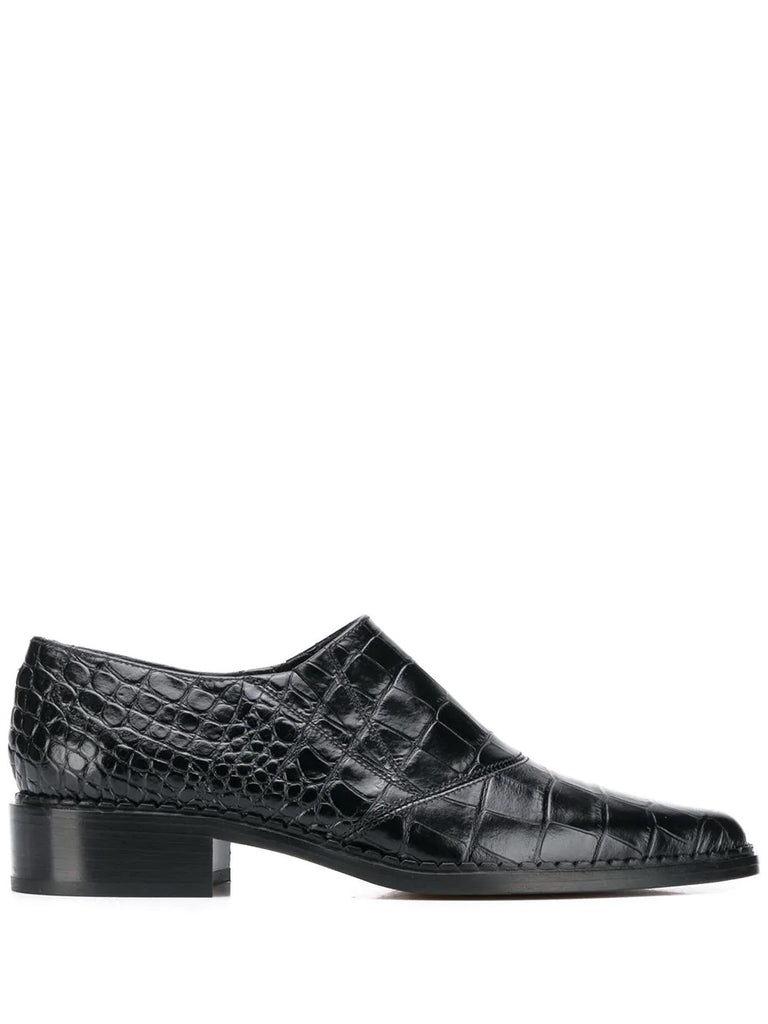 Vince Black Brogue