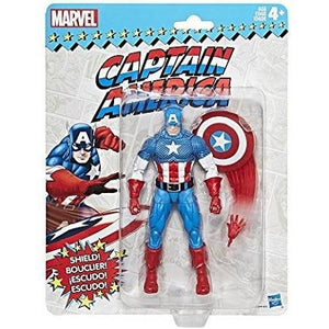Marvel Legends Vintage CAPTAIN AMERICA キャプテンアメリカ