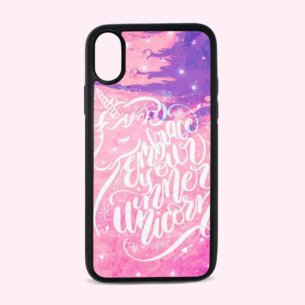 iPhone 8P/iPhone X/iPhone XS Max case top  foront view