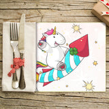 Unicorn Design Cute Placemat