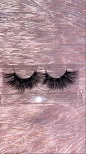 Mink Lashes (25mm)