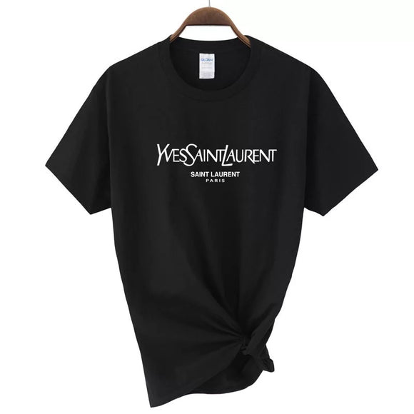 Yves Black T Shirt
