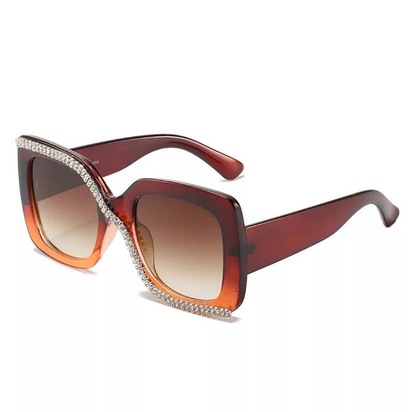 Superstar Sunglasses(brown)