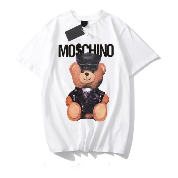 White Teddy Bear T Shirt