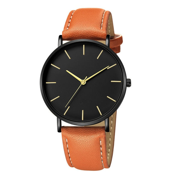 Mens watches top brand luxury 2018 Geneva Gold Classics Trade Fashion Casual Dignified Simple Table Sport Watch relogios gifts