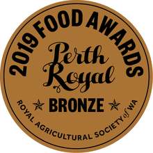 Load image into Gallery viewer, Grass Fed Salted Butter | 2019 Perth Royal Food Awards Bronze Medal | The Homemade Kitchen