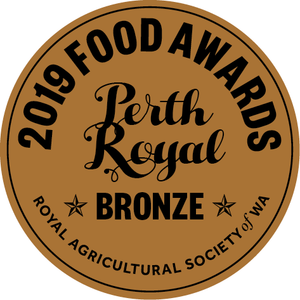 Grass Fed Salted Butter | 2019 Perth Royal Food Awards Bronze Medal | The Homemade Kitchen