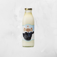 Load image into Gallery viewer, Bannister Downs Full Cream Milk (Non-Homogenised) 745mL