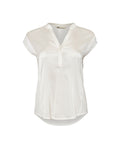 PBO bluse Twigs off white