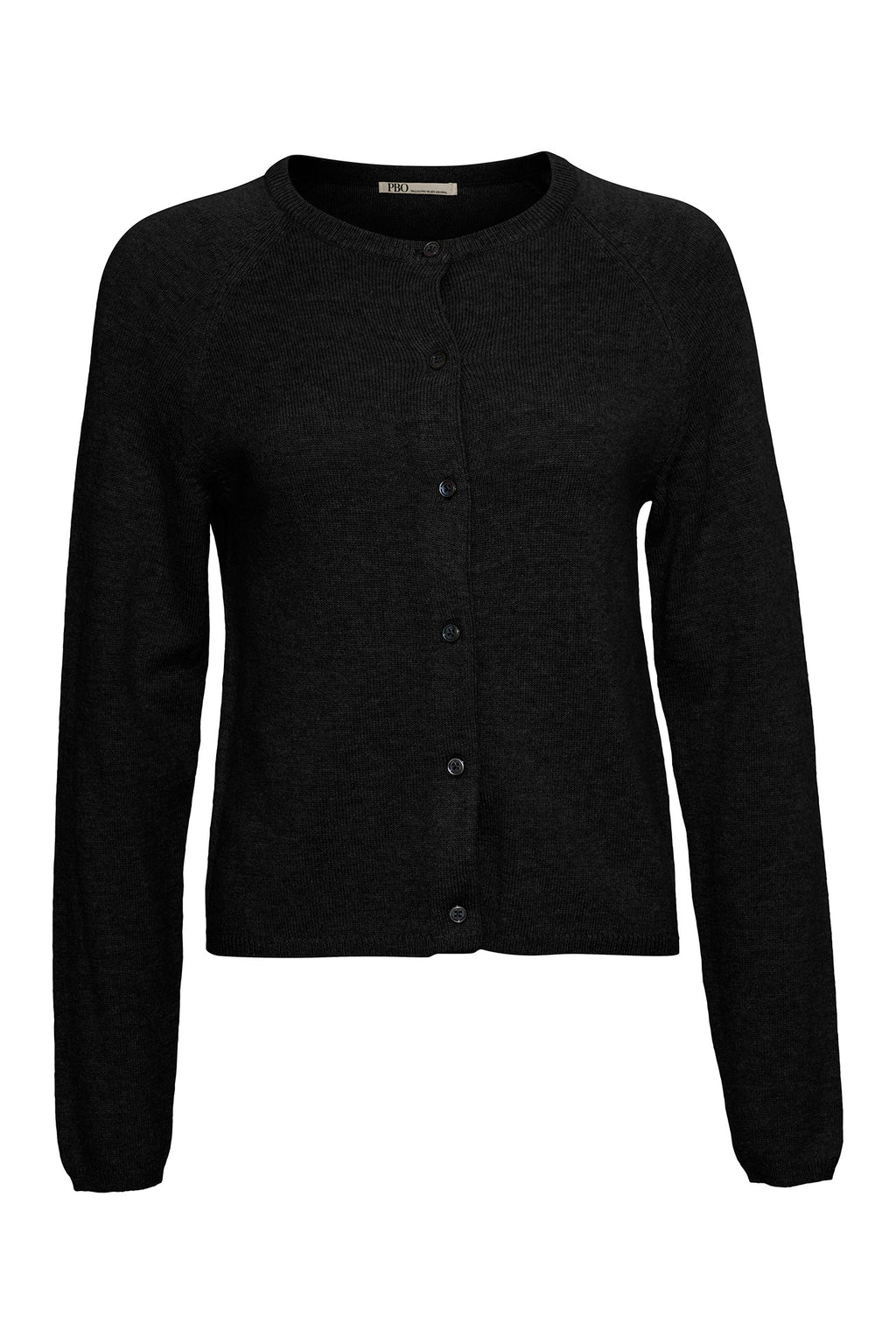 PBO strikcardigan Nolana sort