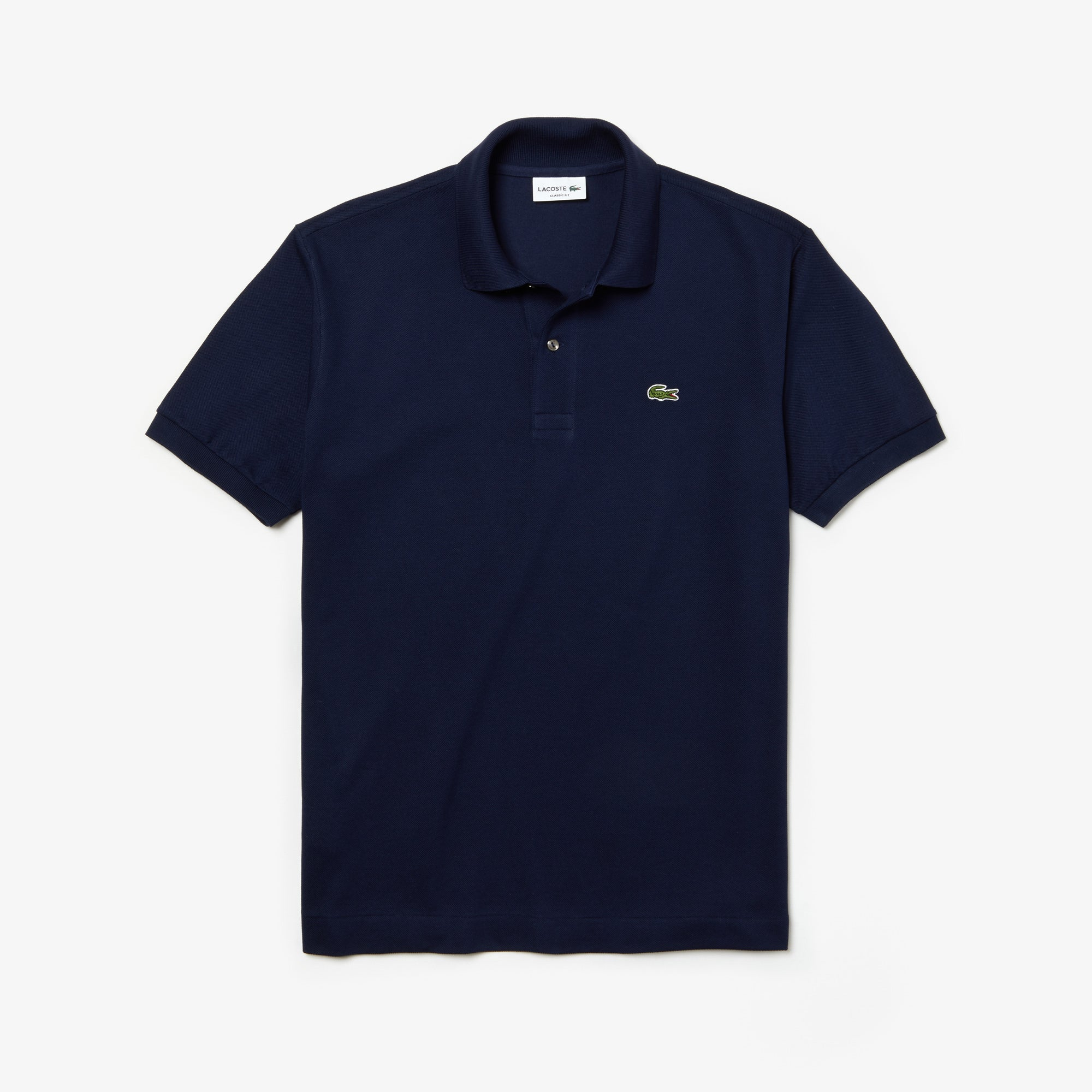 Lacoste polo L1212 regular navy