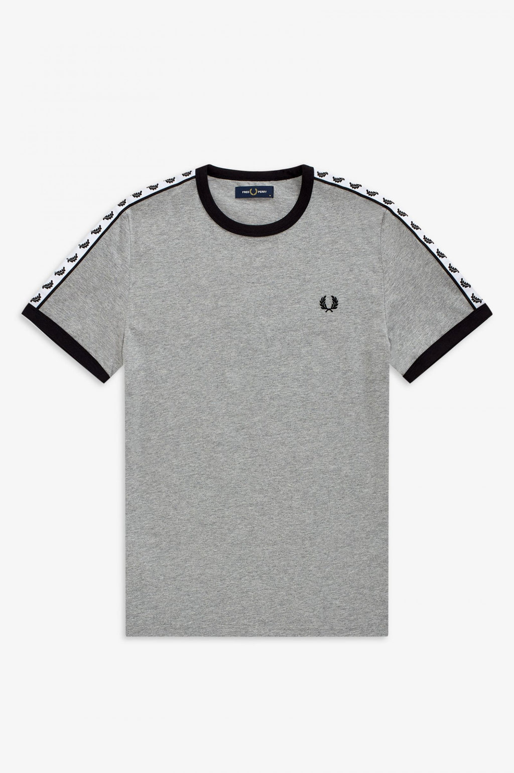 Fred Perry t-shirt M6347 grå