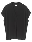 By Malene Birger T-shirt Oliverza sort