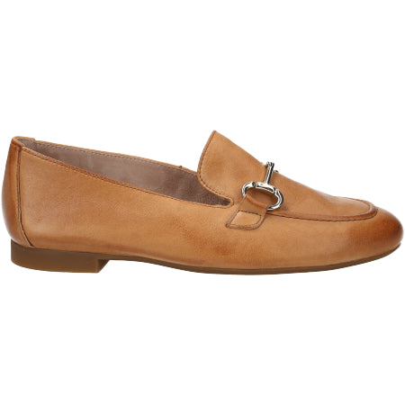 Paul Green loafers 2596-018 camel