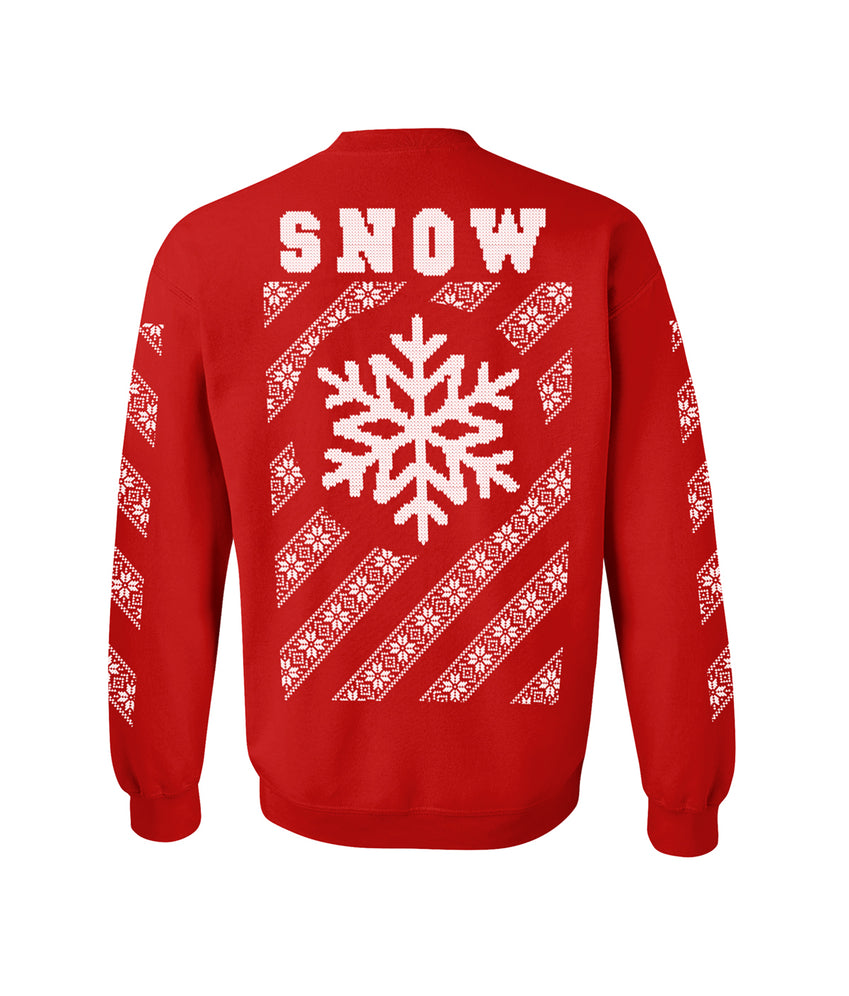 Snow Flake Sweatshirt