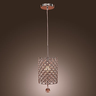 Contemporary Luminaire Modern Crystal