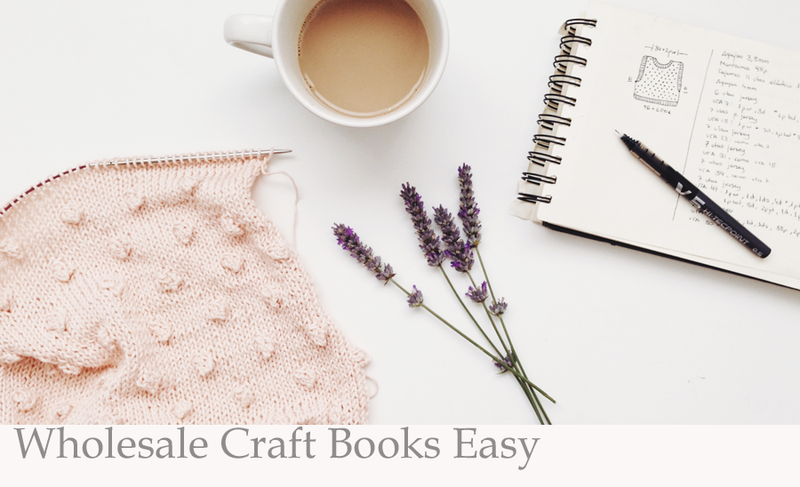 Wholesale Craft Books Easy