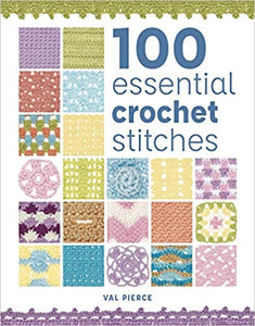100 Essential Crochet Stitches (T)
