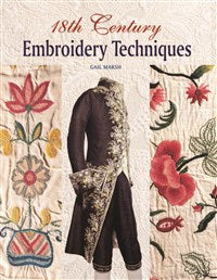 18th Century Embroidery Techniques  (T)