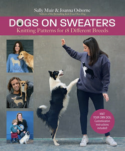 Dogs on Sweaters