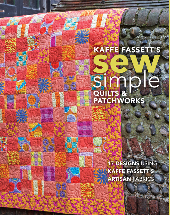 Kaffe Sew Simple Quilts (T)