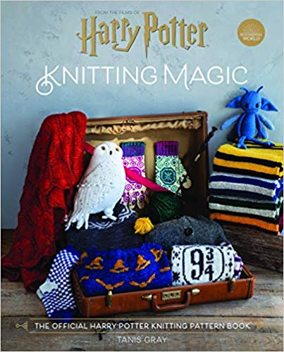 Harry Potter: Knitting Magic: The Official Harry Potter Knitting Pattern Book ** Reprint due 3/15/20