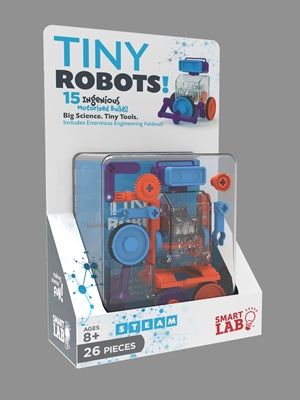 Tiny Robots! (Smart Lab) (Kit)