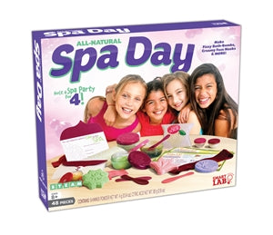 All-Natural Spa Day (Smart lab) (Kit)