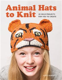 Animal Hats to Knit (T)