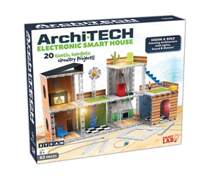 Archi-TECH Electronic Smart House (Smart Lab) (Kit)