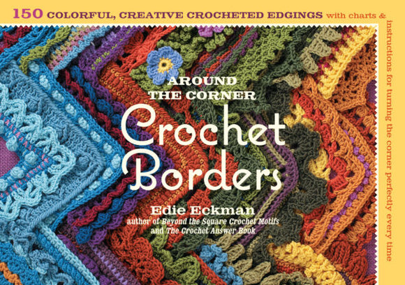 Around the Corner Crochet Borders (S)