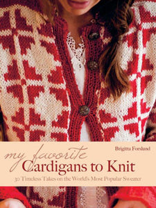 My Favorite Cardigans to Knit