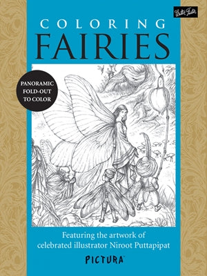 Coloring Fairies